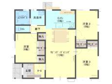 前橋市箱田町モデルハウス