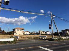 前橋市鶴光路町6区画分譲地、広々75坪以上!
