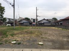 藤岡市土地情報、閑静な住宅街に広々80坪以上!